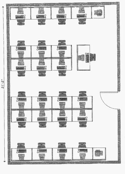 Classroom Design Proposals For Knapp Hall